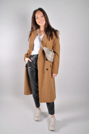 JUST FEMALE - Ibi coat