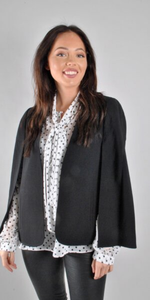 Co´Couture - Carrie Cape Blazer
