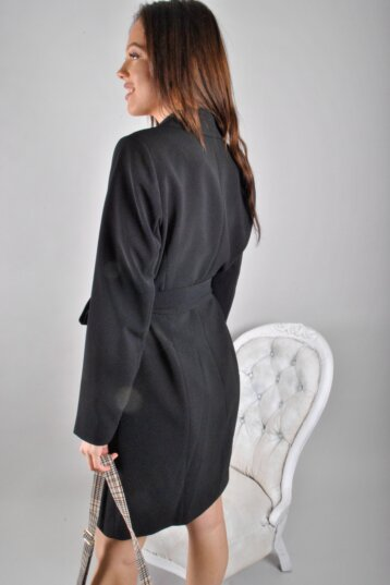 Co´Couture - Carrie blazer dress Black