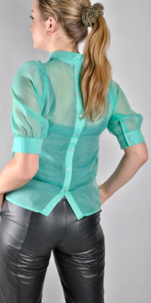 Co´couture -Jade jagger shirt Mint