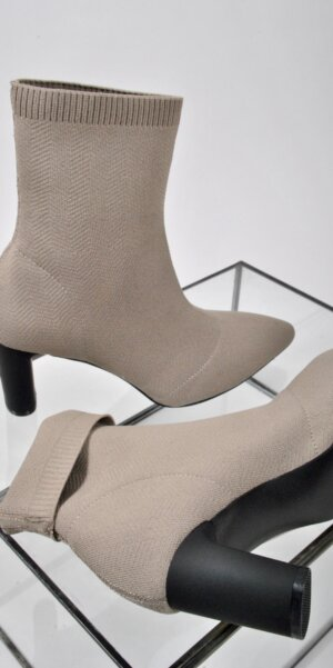 Moow - Soft ankle heals / Beige