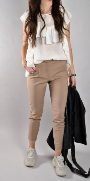 Five Units - Angeline zip Beige