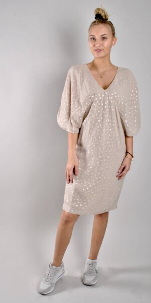 Six Ames - Dorte dress / Cream