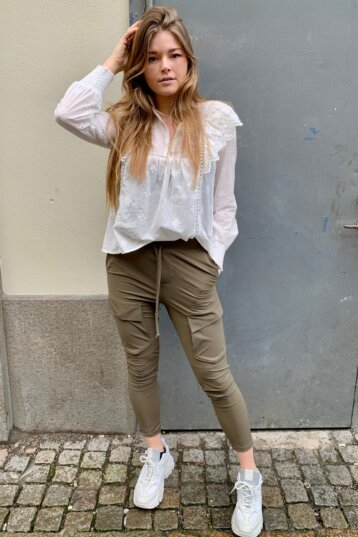 Co `Cocouture- IZABEL ANGLAISE SHIRT
