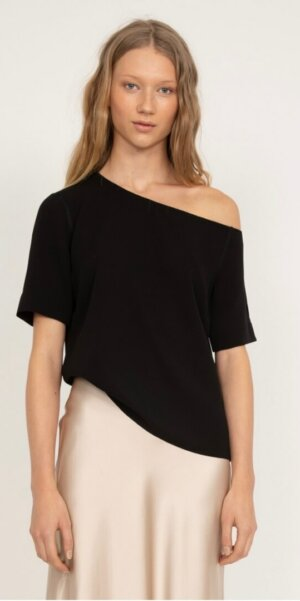 Ahlvar Gallery - Chika blouse black