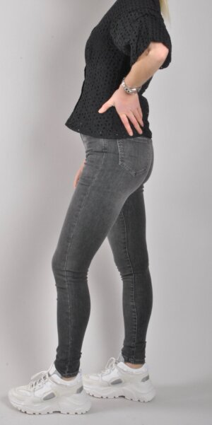 Two Angels - Slimfit stretch jeans / Grey