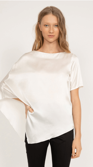 Ahlvar Gallery - Nyla blouse off-white