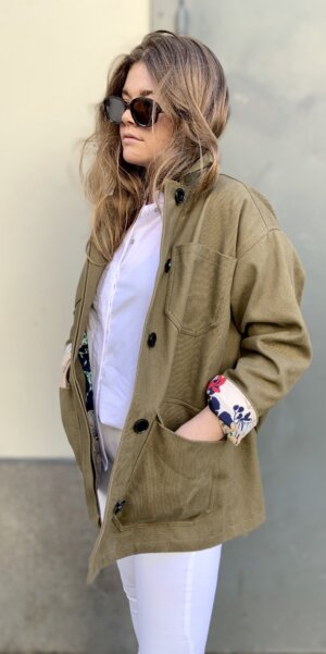 Nora Jacket / Army