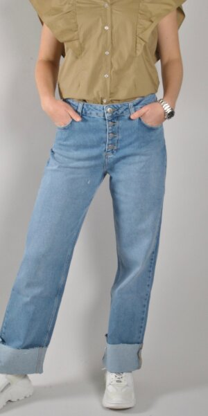 Five Units - Lily Flex Jeans / Vintage Blue