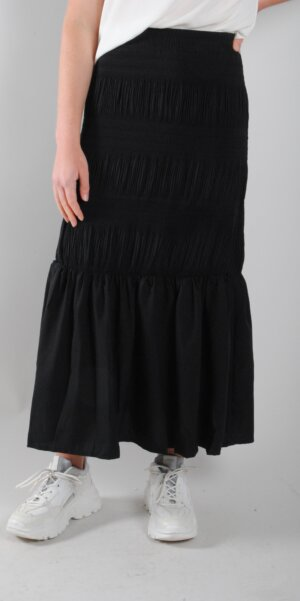 Juste Female - Lucille Maxi Skirt / Black
