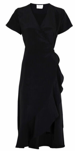 Neo Noir - Magga Structure Dress / Black