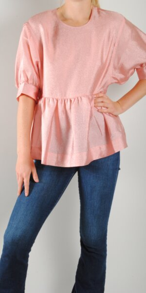 Norr - Simone Top / Pink