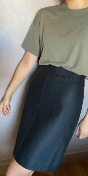 Twist & Tango - Becky Skirt / Dull Black
