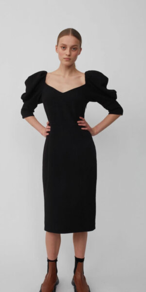 Just Female - Bonnie Dress / Black