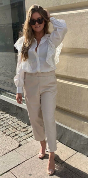 Neo Noir - Aby Faux Pants / Sand