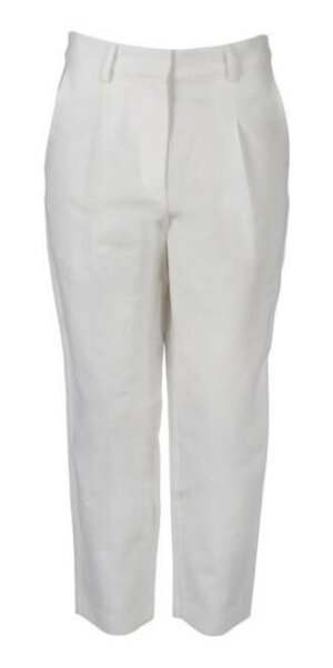 One & Other - Tale Pant / White Linen
