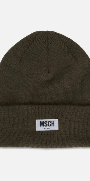 MSCH - Mojo Beanie / Grape Leaf